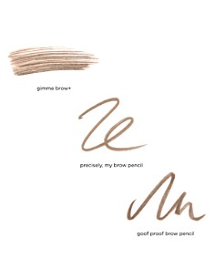 Benefit Cosmetics - The Great Brow Basics Pencil & Gel Set ($60 value)