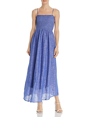 Joie Dresses TILSA SMOCKED MIDI DRESS