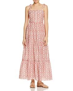 Paloma Blue - Faith Floral Maxi Dress
