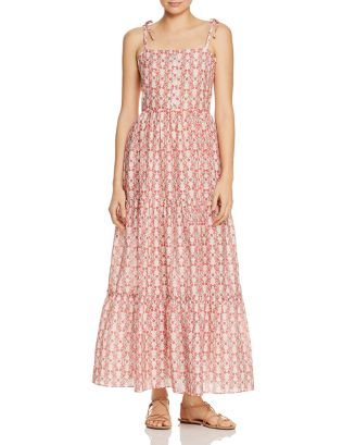 Faith Floral Maxi Dress by Paloma Blue