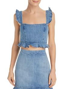 Show Me Your MuMu - Crop Top & Skirt