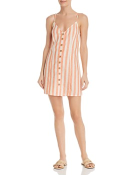 Show Me Your MuMu - Remington Striped Mini Dress