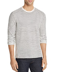 rag & bone - Railroad Striped Tee