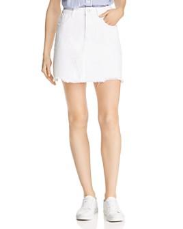 DL1961 - Georgia Denim Mini Skirt in Presley