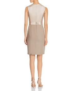 BOSS - Dutara Virgin Wool Sheath Dress