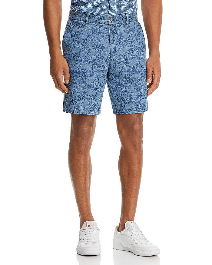 Johnnie-O - Runaway Frond-Jacquard Regular Fit Shorts