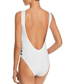 KAPPA - 222 Banda Auber One-Piece Swimsuit