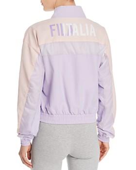 FILA - Conchita Color-Block Windbreaker