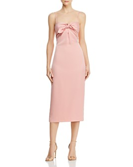 Rachel Zoe - Marla Tie-Front Dress - 100% Exclusive