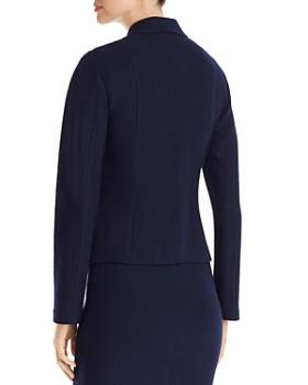 St. John - Sarga Knit Twill Jacket