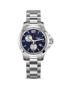 Longines - Limited Edition Conquest Chronograph by Mikaela Shiffrin, 36mm