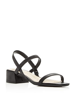 Kenneth Cole - Women's Maisie Slingback Block-Heel Sandals