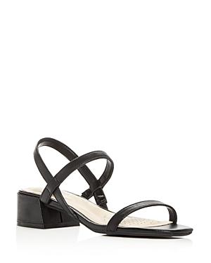 Women's Maisie Slingback Block-Heel Sandals