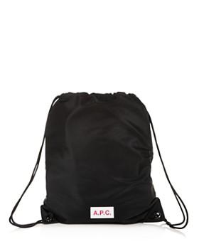 A.P.C. - Protection Cinch Bag