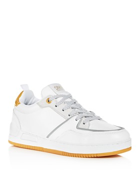 SNKR Project - Men's Lafayette Leather Low-Top Sneakers