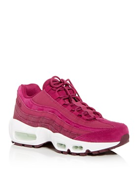 official photos a99e0 ea9cd Nike - Women s Air Max 95 Premium Low-top Sneakers ...