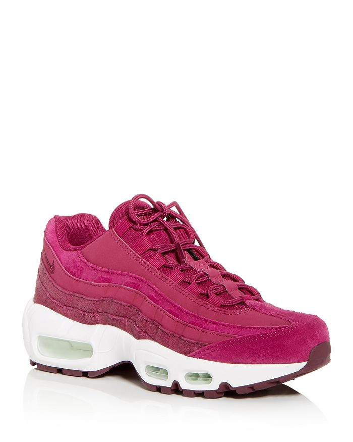 competitive price 05fc9 74246 Women's Air Max 95 Premium Low-Top Sneakers