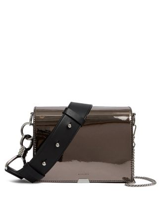 Captain Mirror Shoulder Bag by Allsaints