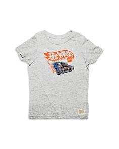 Retro Brand - Boys' Hot Wheels Tee - Little Kid, Big Kid