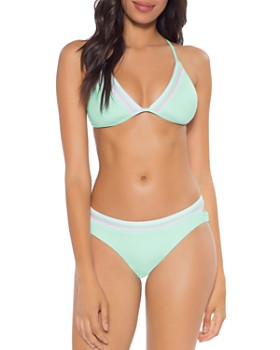 Soluna - Sun Beam Triangle Bikini Top & Sun Beam Full Bikini Bottom