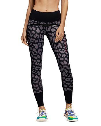 adidas by Stella McCartney - Comfort Leopard Print Leggings