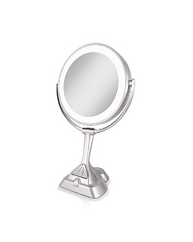 Zadro - LED Variable Light Vanity Mirror with Smart Dimmer™ 1X/10X Magnification