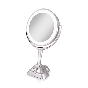 Zadro Led Variable Light Vanity Mirror with Smart Dimmer 1X/10X Magnification