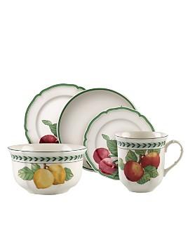 Villeroy & Boch - French Garden Modern Fruit Dinnerware Collection
