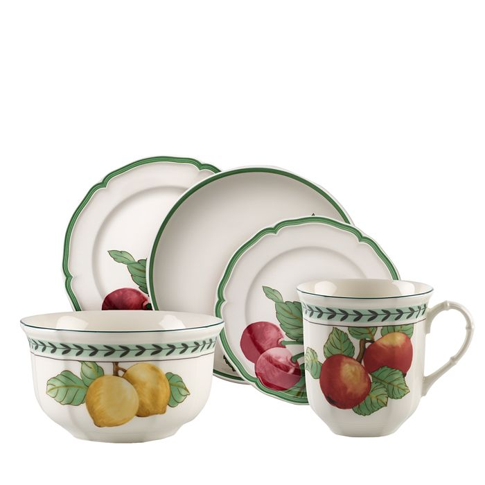 Villeroy & Boch - French Garden Modern Fruit Dinnerware Collection