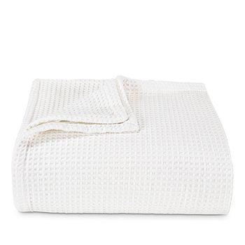 Vera Wang - Waffleweave Blanket, Twin
