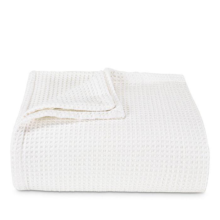 Vera Wang - Waffleweave Blankets