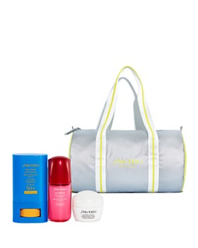 Shiseido - Sun Set for $28.00 with any $40.00 Shiseido sun purchase!