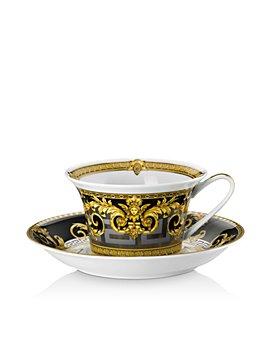 Versace - Prestige Gala Tea Cup & Saucer