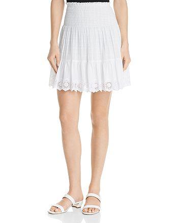 Rebecca Taylor - Cendrine Embroidered Skirt
