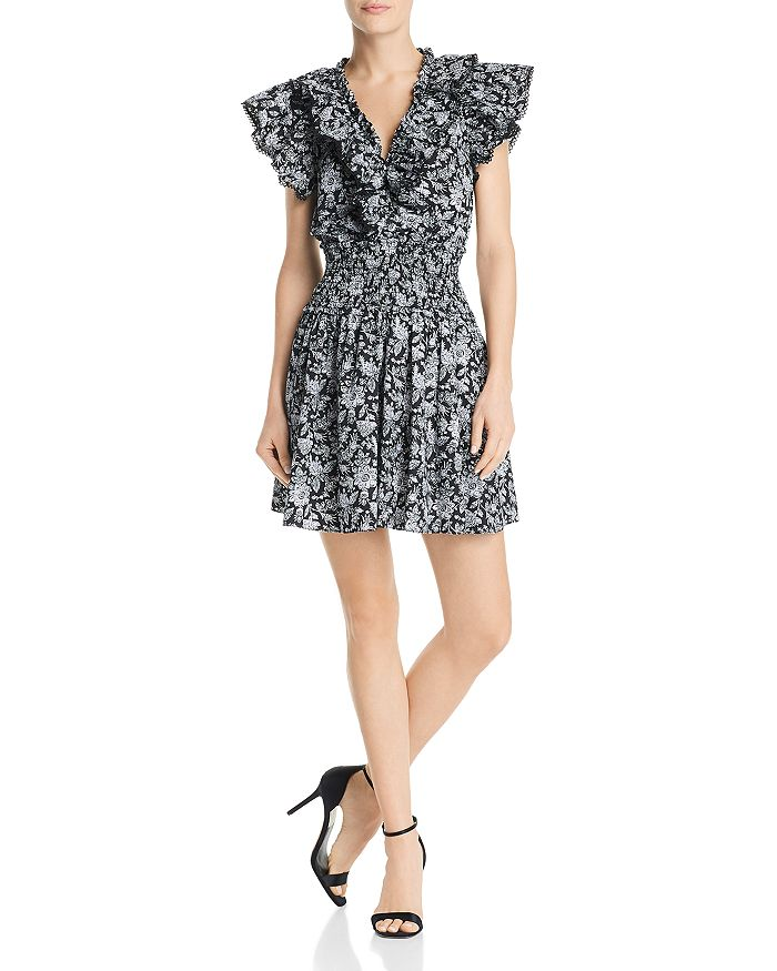 Rebecca Taylor - Provencal Ruffled Dress