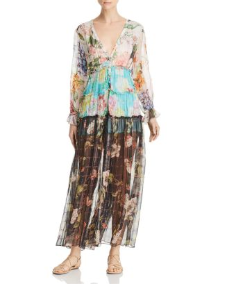 Floral Maxi Dress by Rococo Sand