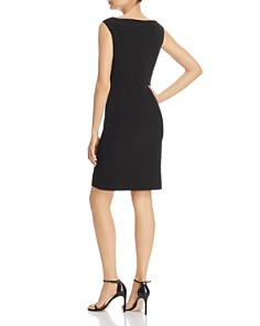 Laundry by Shelli Segal - Cutout Sheath Dress