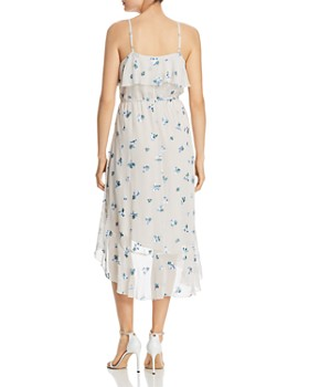 nanette Nanette Lepore - Floral Embroidered Dress