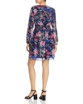Sam Edelman - Tropical A-Line Dress