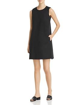 Eileen Fisher - Sleeveless Shift Dress