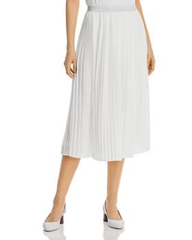 BASLER - Pleated Midi Skirt