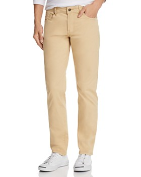 Liverpool - Kingston Straight Slim Fit Jeans in Maize