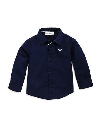 Armani - Boys' Button-Down Shirt - Baby