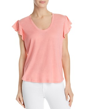 3b229211 Women's Tees: T-Shirts, Long Sleeve & More - Bloomingdale's