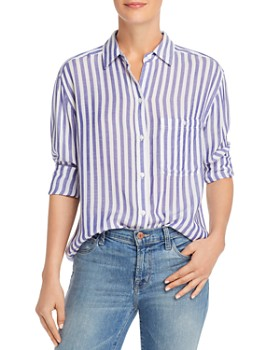 9c82e0f7704e42 Rails - Janelle Striped Shirt ...
