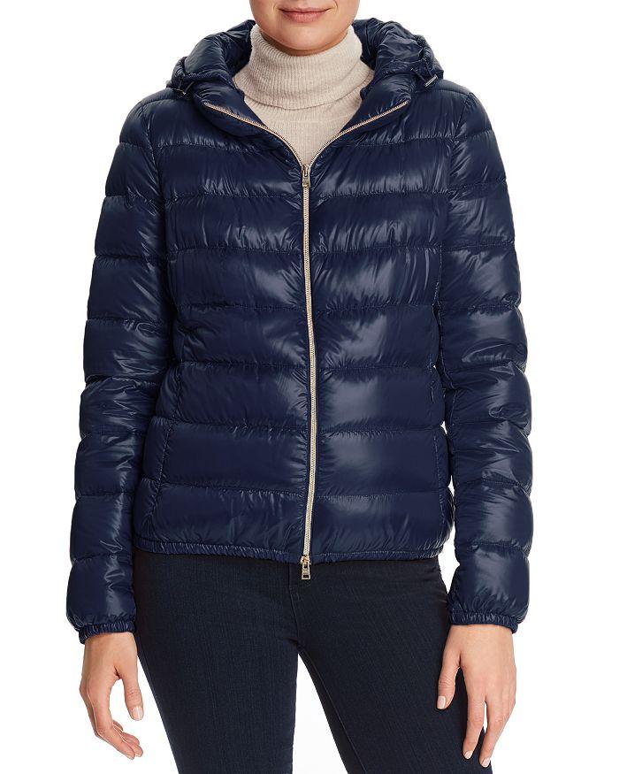 Herno - Short Hooded Down Coat