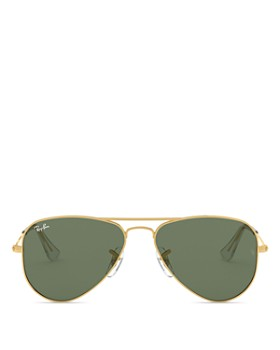 Ray-Ban - Unisex Aviator Sunglasses, 50mm - Big Kid