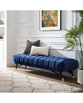 Modway - Adept Upholstered Velvet Bench