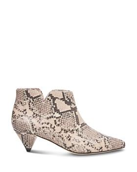 8529763ca20a ... kate spade new york - Women s Raelyn Cone Heel Booties