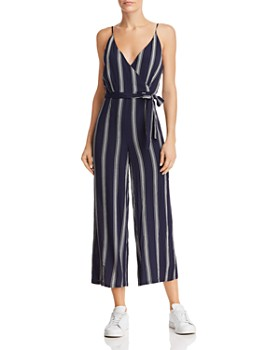 Rails - Serena Beach Stripe Cropped Jumpsuit